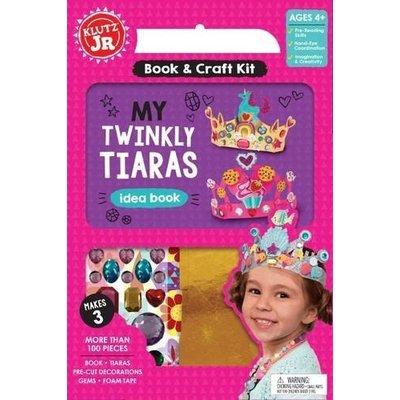 Klutz Klutz Book Jr My Twinkly Tiaras