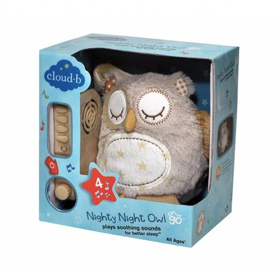 Cloud B Cloud B Nighty Night Owl