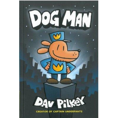 Scholastic Scholastic Book Dog Man #1 Pilkey