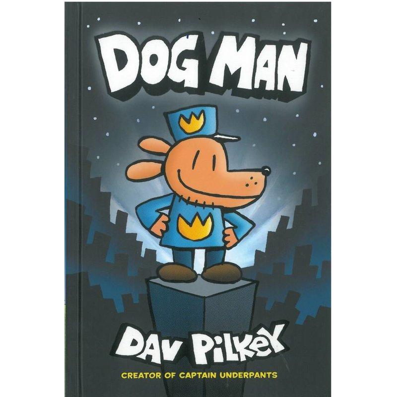 Scholastic Dog Man #1