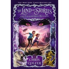 The Land of Stories #2 The Enchantress Returns