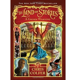 The Land of Stories #3 A Grimm Warning