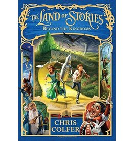 The Land of Stories #4 Beyond the Kingdoms