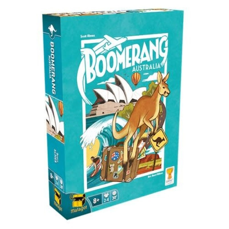 DJeco DJeco Game Boomerang Australia