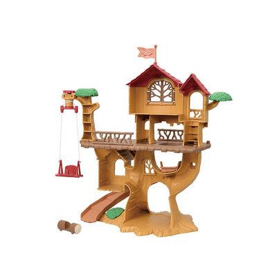 Calico Critters Calico Critters Adventure Tree House Gift Set New!