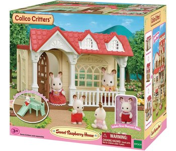 Calico Critters Sweet Raspberry Home