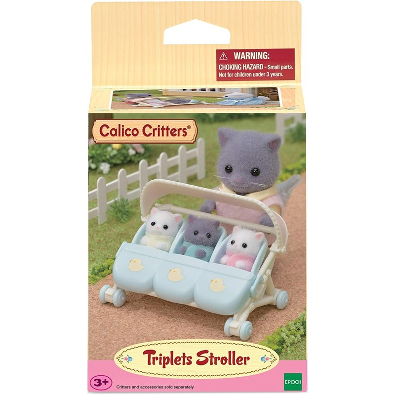 Calico Critters Calico Critters Triple Stroller