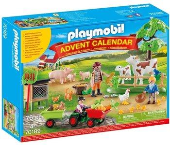 Playmobil Advent Calendar Farm