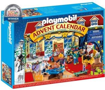 Playmobil Advent Calendar 2020 Christmas Toy Store