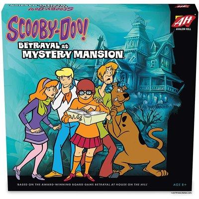 Betrayal At Mystery Mountain Scooby Doo