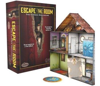 Thinkfun Game Escape the Room The Cursed Dollhouse