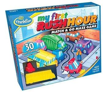 Thinkfun Game My First Rush Hour