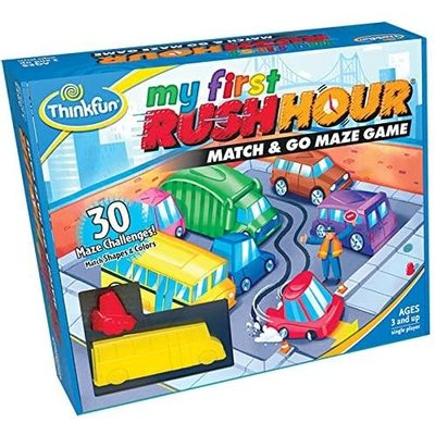 Thinkfun Thinkfun Game My First Rush Hour