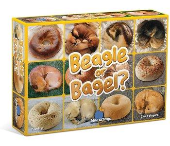 Blue Orange Game Beagle or Bagel