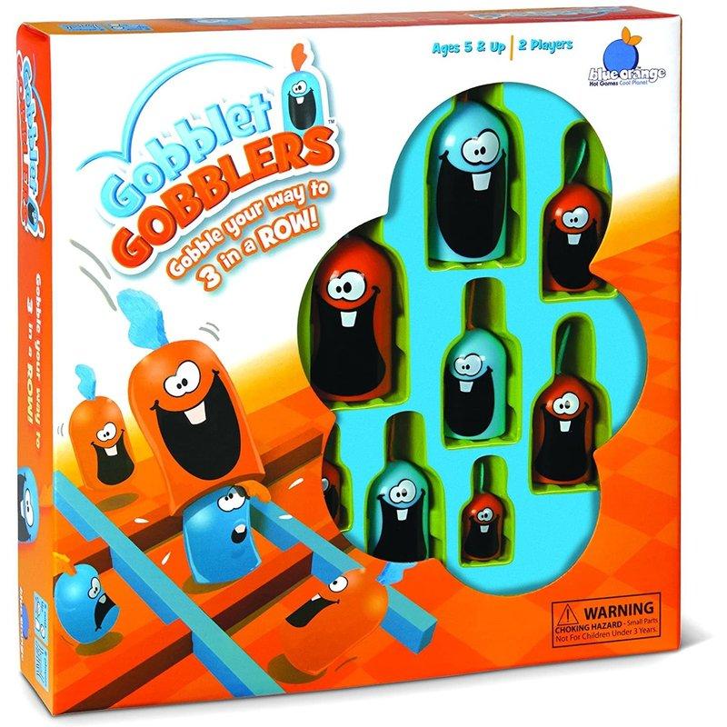 Blue Orange Blue Orange Game Gobblet Gobblers Plastic