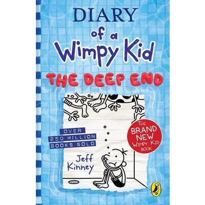 Amulet Book Diary of a Wimpy Kid #15 The Deep End