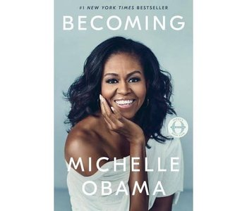 Becoming Hard Cover -  On Sale!