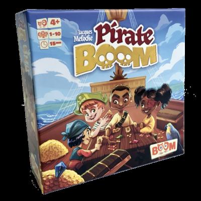 Ilo Game Pirate Boom