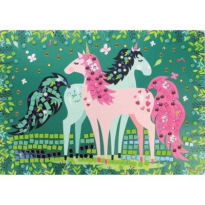 Sycomore Stick & Fun Mosaics Unicorns