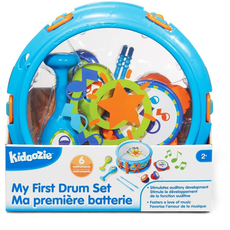 Kidoozie Kidoozie Music My First Drum Set