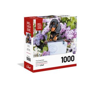 Trefl Puzzle 1000pc Nice Puppy
