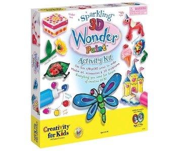 Creativity for Kids 3D Wonder Paint Activity