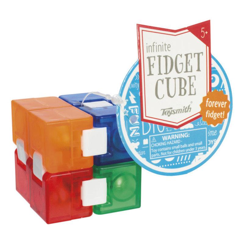 Toysmith Infinite Fidget Cube