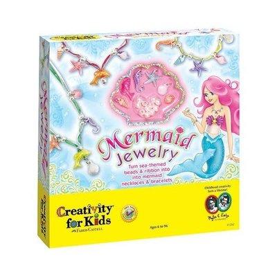 Creativity for Kids Creativity for Kids Mermaid Jewelry