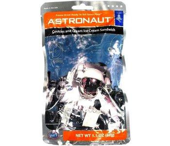 Astronaut Food Ice Cream Cookies & Cream