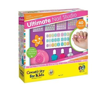 Creativity for Kids Ultimate Nail Studio