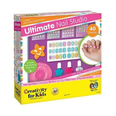 Creativity for Kids Creativity for Kids Ultimate Nail Studio