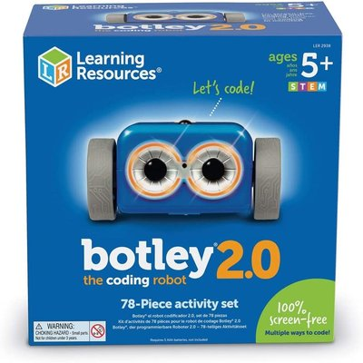 Learning Resources Learning Resources Botley the Coding Robot 2.0 Activity Set