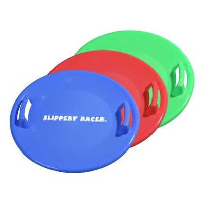 Slippery Racer Slippery Racer Downhill Pro Saucer Green
