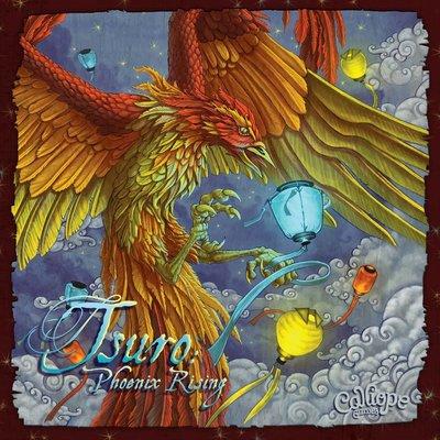 Tsuro Game Phoenix Rising