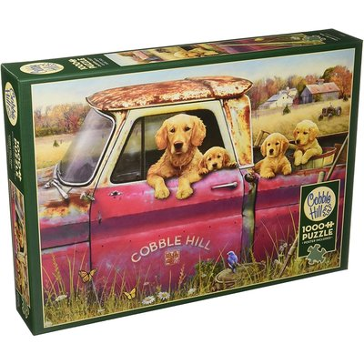 Cobble Hill Puzzles Cobble Hill Puzzle 1000pc Cobble Hill Farm