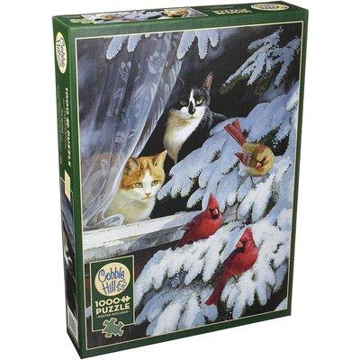 Cobble Hill Puzzles Cobble Hill Puzzle 1000pc Bird Watchers
