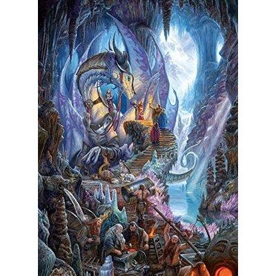 Cobble Hill Puzzles Cobble Hill Puzzle 1000pc Dragonforge