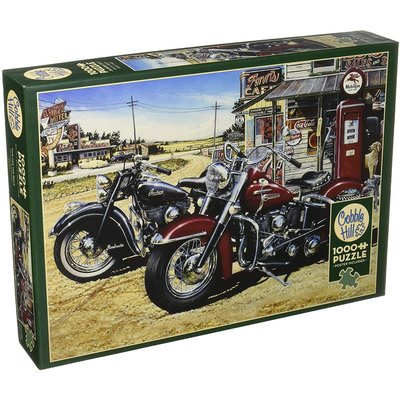 Cobble Hill Puzzles Cobble Hill Puzzle 1000pc Two for the Road