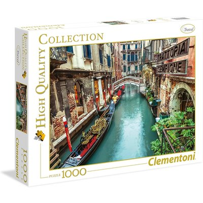 Clementoni Clementoni Puzzle 1000pc Venice Canal