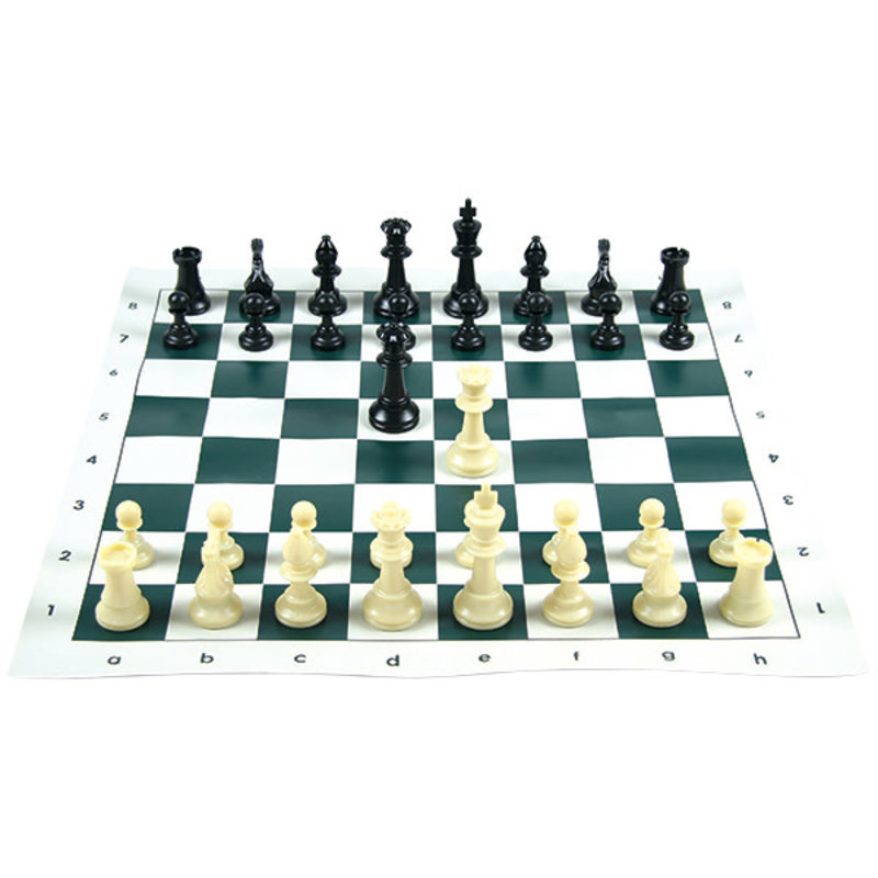 Tournament Chess Set - Deluxe