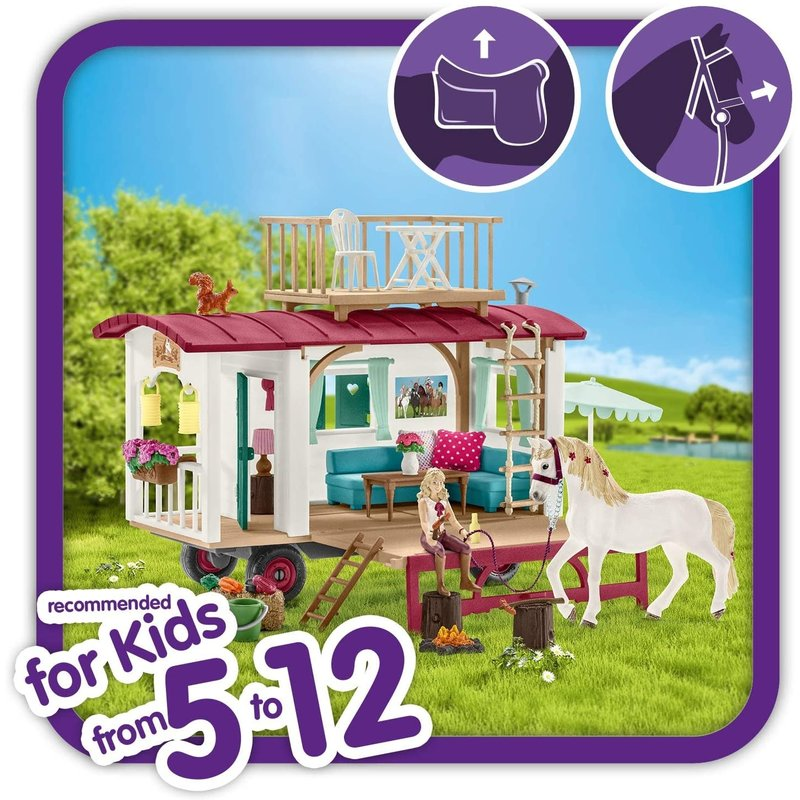 Schleich Horse Club Camper for Secret Club