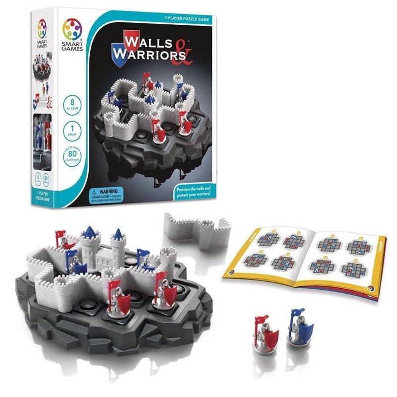 Smart Games Smart Game Walls & Warriors