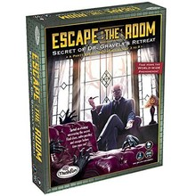 Thinkfun Thinkfun Game Escape the Room Stargazer's Mirror