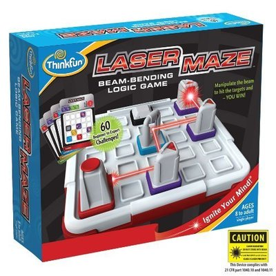 Thinkfun Thinkfun Game Laser Maze