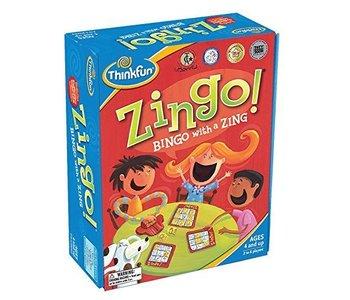 Thinkfun Game Zingo Original
