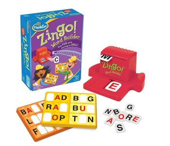 Thinkfun Game Zingo Word Builder