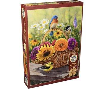 Cobble Hill Puzzle 275pc Summer Bouquet