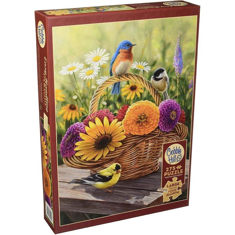 Cobble Hill Puzzles Cobble Hill Puzzle 275pc Summer Bouquet