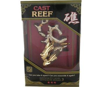 Cast Metal Puzzle Level 3 Reef