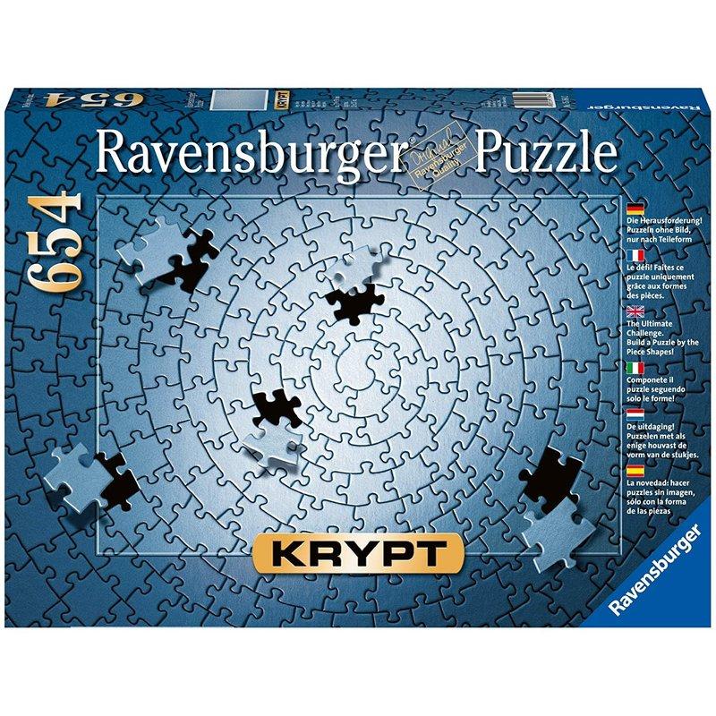 Ravensburger Puzzle Krypt Silver